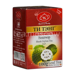 Чай Ти Тэнг Черный Саусеп 100 гр