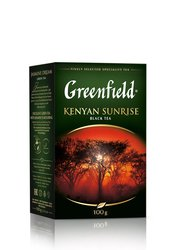 Чай Greenfield Kenyan Sunrise 100 гр