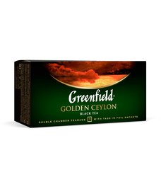 Чай Greenfield Golden Ceylon Пакетики
