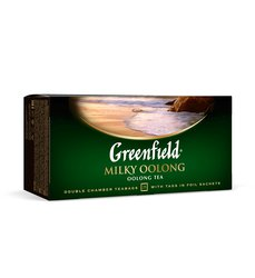 Чай Greenfield Milky Oolong Пакетики