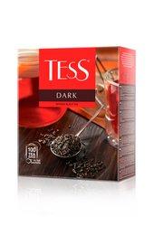 Чай Tess черный Dark (Цедра цитрусовых, аромат бергамота) 100 пак. п/э ХРК