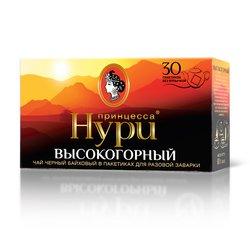 Чай Принцесса Нури Высокогорный 30 пак. б/я