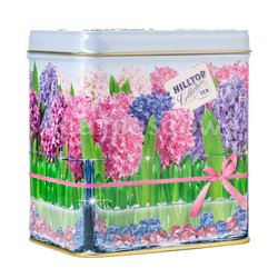 Чай Hilltop Цветущие гиацинты музыкальная шкатулка 100 гр