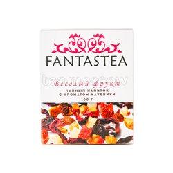 Чай Fantastea Черный Веселый фрукт 100 гр
