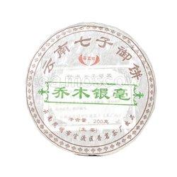 Блин 2-х летний Пу Минг Ча цяо Му Инь Хао 200 г