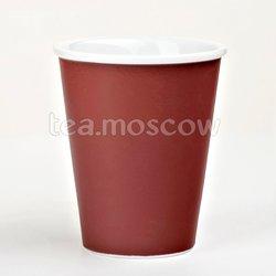 VIVA Laura Чайный стакан 0,2л (V70053) Бордо
