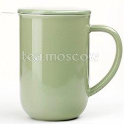 VIVA Minima Чайная кружка с ситечком 0,5 л (V77546) Зеленый