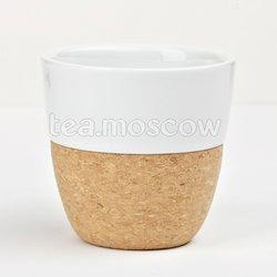 VIVA Lauren Чайный стакан (комлект 2шт) 0,15 л (V79102) Белый