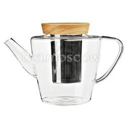 VIVA Infusion Чайник заварочный с ситечком 1 л (V74900) Прозрачный