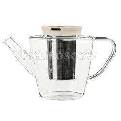 VIVA Infusion Чайник заварочный с ситечком 1 л (V27821) Хаки