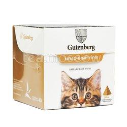 Gutenberg Молочный улун в пирамидках 20 шт