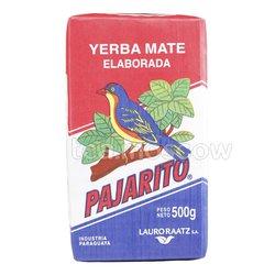 Чай Мате Йерба Pajarito Tradicional 500 гр (48008)