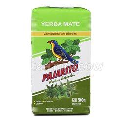Чай Мате Йерба Pajarito Compuesta 500 гр (48104)