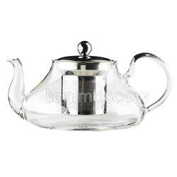 Чайник заварочный Agness стекляннный с фильтром 800 мл. (891-023)