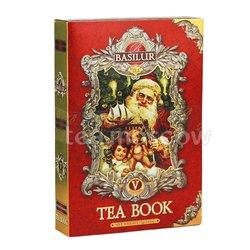 Чай Basilur Чайная книга Том 5 75 гр