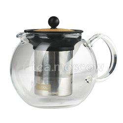 Чайник заварочный с фильтром пробковый Bodum Assam 1л (1801-109S)