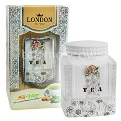 Чай LTC зеленый молочный оолонг 100 гр. Молочный улун