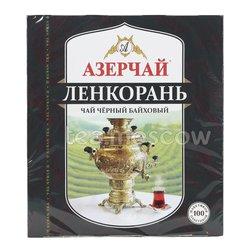 Чай Азерчай Ленкорань в пакетиках 100 шт