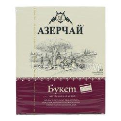 Чай Азерчай Букет Premium Collection в пакетиках 100 шт