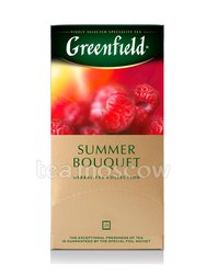 Чай Greenfield Summer Bouquet Пакетики