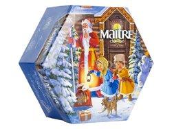 Подарочный набор Maitre Дед мороз и дети 120 гр