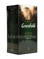 Чай Greenfield Silver Fujian (Силвэ Фуцзянь) черный в пакетиках 25 шт х 2 г