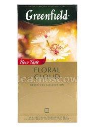 Чай Greenfield Флорал Клауд зеленый в пакетиках 25 шт