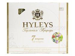 Чай Hyleys Гармония природы Ассорти 7 вкусов в пакетиках 100 шт