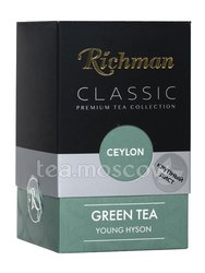 Чай Richman Classic Ceylon Young Hyson зеленый 100 г