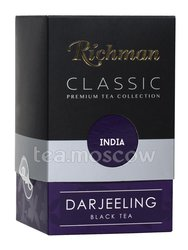 Чай Richman Classic India Darjeeling черный 100 г