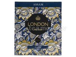 Чай London Assam черный в пакетиках 100 шт