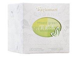 Чай Richman Organic Mixed GreenTea зеленый в пирамидках 20 шт