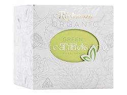 Чай Richman Organic Young Hyson Green Tea зеленый в пирамидках 20 шт