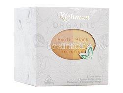 Чай Richman Organic Exotic черный пирамидках 20 шт