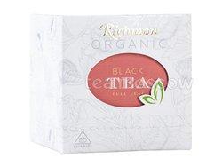 Чай Richman Organic FBOP черный в пирамидках 20 шт