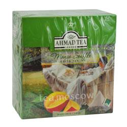 Чай Ahmad Tea Mango Souffle Манговое суфле в пирамидках 20 шт.