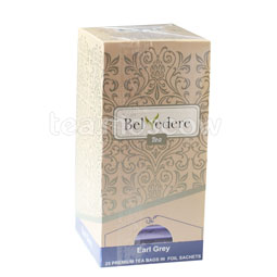 Чай Belvedere Эрл Грей Пакетики 1,5 гр 25 шт