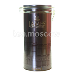 Чай James OPA Soure Tin. Черный, ж.б. 300 гр