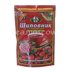 Чай Айсберг шиповник женьшень 100 гр
