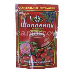 Чай Айсберг шиповник черника 100 гр