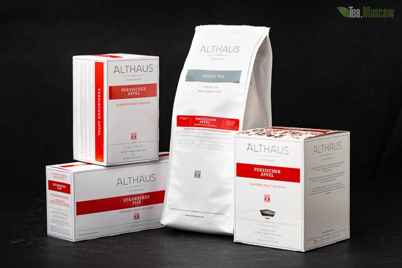 Чай Althaus Grun Matinee 20х1,75 гр