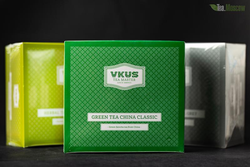 Чай Vkus