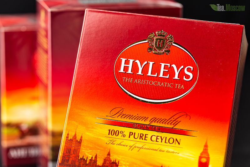 Чай Hyleys (Хэйлис)
