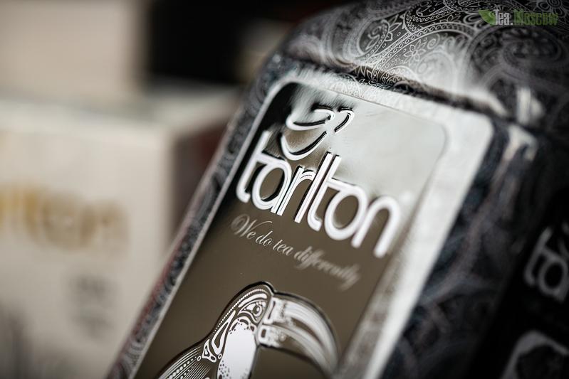 Чай Tarlton Тукан черный 150 гр ж.б.