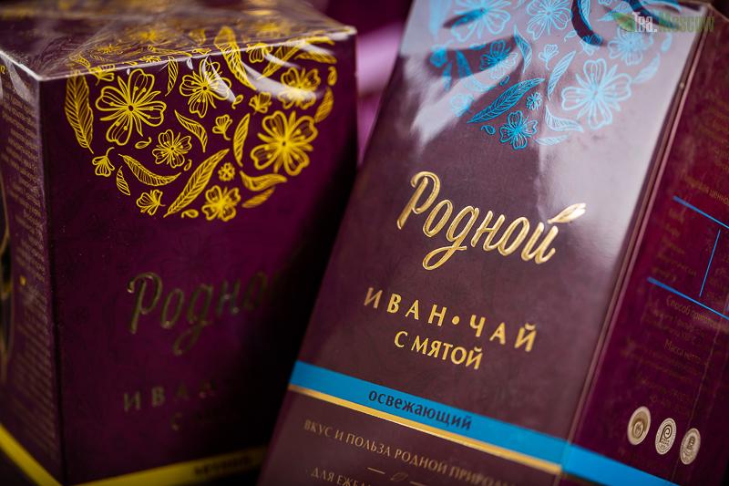 Чай Родной (Иван-чай)