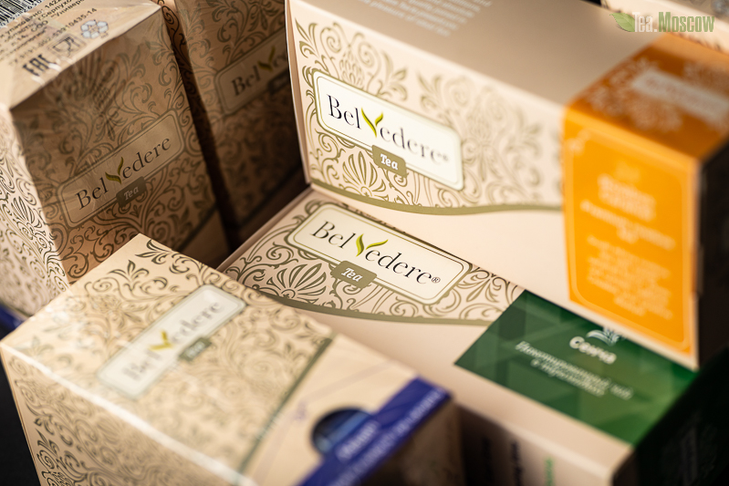 Чай Belvedere (Бельведер)