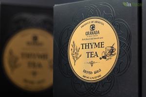 Чай Granada черный с мятой и чабрецом №5 25 шт