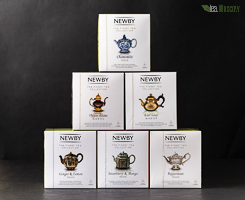 Чай пакетированный Newby Эрл Грин 25 шт