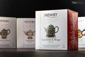 Чай Newby Масала чай в пирамидках 15 шт