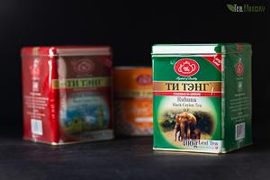 Чай Ти Тэнг Зеленый Сенча 100 гр